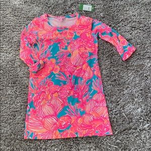 youth xl lilly pulitzer dress brand new!!